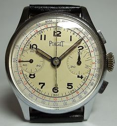 PIAGET CHRONOGRAPH Hand Winding MANS WATCH TWO TONE DIAL https://t.co/5AhThzlm0F https://t.co/hGERL5VCaJ