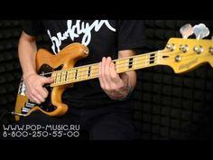 Бас-гитара MAGNA BB 2212 M - YouTube