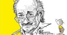 Mizahın Abisi Oğuz Aral'ın Hayatı ve Karikatürleri Artists, Film, Movie, Film Stock, Cinema, Films, Artist