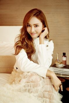 Jessica Confesses Being a Bad Role Model for Krystal for 'Marie Claire Taiwan' | Koogle TV