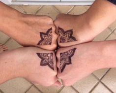 Für alle Geschwister: Matching-Tattoo Ideen, die mehr als genial sind!                                                                                                                                                                                 Mehr