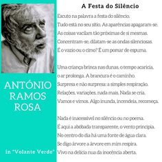 António Ramos Rosa - A Festa do Silêncio