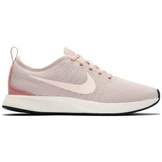 Nike Women's Dualtone Racer Casual Sneakers from Finish Line ($90) ❤ liked on Polyvore featuring shoes, sneakers, nike shoes, nike footwear, low shoes, nike and 2 tone shoes