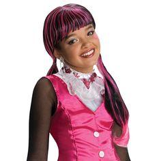 Monster High Draculaura Wig - Kids', Girl's, Multicolor