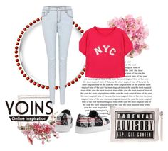 """Yoins 16"" by zenabezimena ❤ liked on Polyvore featuring мода"