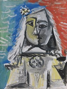 42 Famous Pablo Picasso Paintings and Art Pieces Pablo Picasso, Art Picasso, Picasso Drawing, Picasso Paintings, Picasso Style, Gouache, Famous Artists Paintings, Principles Of Art, Post Impressionism