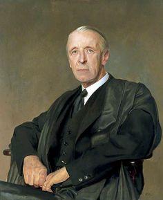 Sir Gerald Festus Kelly (1879-1972) British Portrait Painter ~ Blog of an Art Admirer