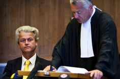 Geert Wilders and his lawyer Bram Moskowitz lose their law suit against the Dutch state over Dutch participation in a new European monetary reserve fund.