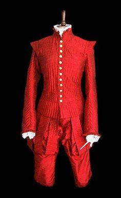 Tailor's - Lenka, English renaissance clothing, part 2