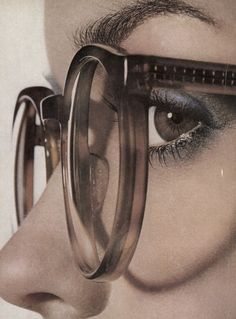 """specsenvogue: """"Beauty 78': The Difference is…"""" photographed by Irving Penn for Vogue US January 1978"""