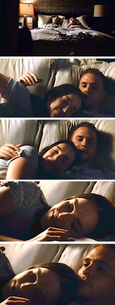 Marvel's Agents of S.H.I.E.L.D. Season 4, episode 1: The Ghost FITZSIMMONS LIVE TOGETHER AND GO TO BED AT NIGHT WITH EACH OTHER AND CUDDLE AND NETFLIX AND CHILL SO CUTE!!!