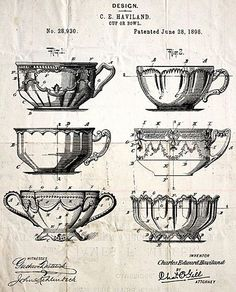 'Cup or Bowl'   Print