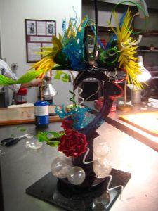 Sugar Sculpture showpiece