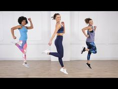 Get ready to build long, lean muscles with this nonstop, calorie-burning workout. Megan Roup's The Sculpt Society incorporates dance cardio and sliders to target and tone every limb. You can… Watch and read more about FITNESS & WEIGHT LOSS Pilates Training, Cardio Pilates, Strength Training Workouts, Cardio Dance, Zumba, Dance Workouts, Toning Workouts, Slider Exercises, Video Sport