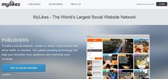 Meet MyLikes, A Social Website Network