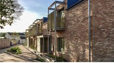 This project for new build council housing occupies a former garage site on the Northern fringe of Bristol. It was part of a larger…