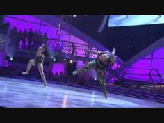 "Jeanine Mason and Brandon Bryant dance Pop-Jazz to ""Battlefield"" by Jordin Sparks. Choreography by Laurie Ann Gibson Se5"