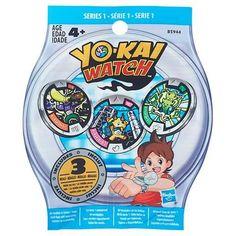 Yo-kai Watch Series 1 Medal Packs