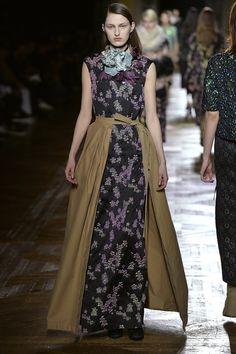 Favorites: Highlights From Paris Fashion Week Fall 2015. Dries Van Noten.