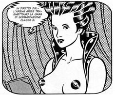 "This desire - Illustration by Roberto Baldazzini - Board ""Art - Roberto Baldazzini"" -"