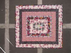 Liberty doll quilt