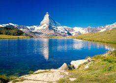 O Matterhorn, Suiça. (117 pieces)