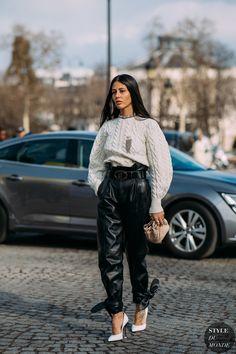 d00c6da7ace8 Gilda Ambrosio by STYLEDUMONDE Street Style Fashion Photography FW18  20180306 48A9158 Ladies Street Fashion