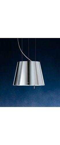 Cappa ad isola con illuminazione integrata JUNO by Elica design ...