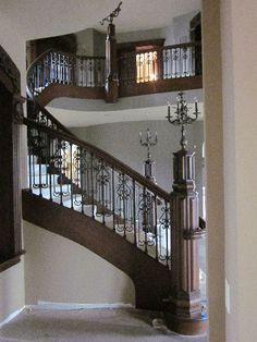 Estate Gates and Custom Iron, Chicago, railings,