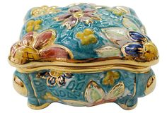 Porcelain  Box on OneKingsLane.com