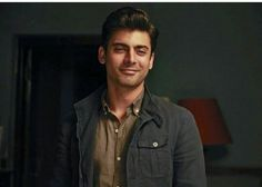 Drool... Fawad looks great in this still from Kapoor and Sons.