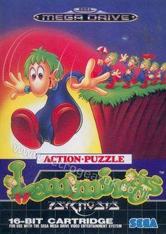 Lemmings (Sega Mega Drive) - This game was evil, stupid Lemmings...