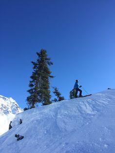 Ski Verbier at Tortin