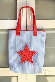 Tutorial tote bag Reusable Tote Bags, Club, Creative Ideas, Eco Friendly Bags, Handmade Bags, Tricot, Scrappy Quilts, Fabric Purses, Satchel Handbags
