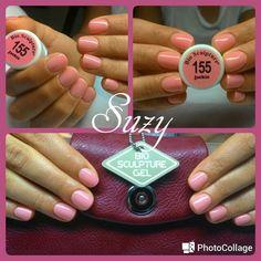 Suzy bio sculpture nail art Bio Sculpture Gel Nails, Nail Colors, Colours, Photocollage, Blank Canvas, Uv Gel Nails, Cute Nail Designs, Gel Color, Suzy