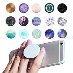 PopSockets Expanding Phone stand Pop Socket Mount for Smartphones and Tablets for iphone samsung huawei popsocket stretch Finger