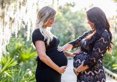 I had so much fun doing a joint maternity session for these beautiful sister-in-laws!! This was a one of a kind shoot for me. I've never done two at once, but it turned out AWESOME, and absolutely unique. I've known Celeste for almost 8 years and once I started doing photography, we had talked about+ Read More