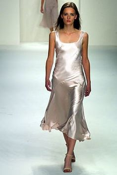 Calvin Klein Collection Spring 2003 Ready-to-Wear Fashion Show - Anne Catherine Lacroix, Calvin Klein