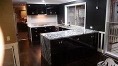 Bianco Rio Granite Kitchen Benchtop