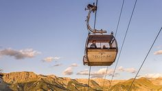 """Telluride, Colorado: One of the """"21 Amazing Long Weekend Trips"""" from the November 2015 issue."""