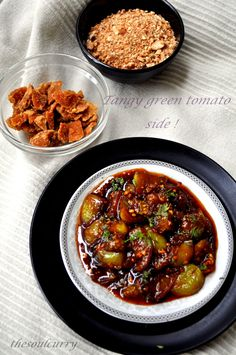 Green tomato veggie side is a perfect side dish with an amazing combination of…