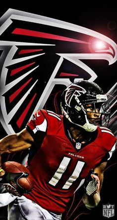 Julio Jones is currently leading the NFL right now! Broncos, Falcons Football, Football Memes, Football Pics, Football Players, Football Stuff, Football Season, Football Shirts, Julio Jones