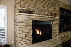 Ledge Stone Wall Covering - Veneerstone