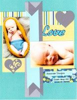 A Project by nylene from our Scrapbooking Gallery originally submitted 01/05/13 at 12:41 PM