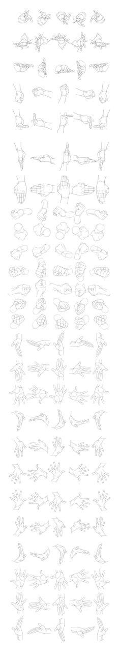 """Hands Movement/Rotation"" by 0033*   • Blog/Website 