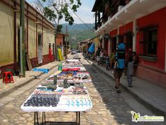 Find more cool photos and come along for a walk through the beautiful, colonial town of Copan, Honduras. http://travelexperta.com/2011/09/copan-ruins-the-main-town.html #honduras #copantown