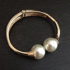 Faux Pearl Bracelet. New without tag. Never worn. In excellent condition. Another piece I love but just isn't me. No trades. No PayPal. Purchased from Bad Kitty boutique. Jewelry Bracelets