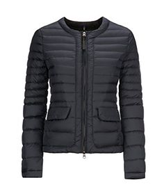 Woolrich John Rich  Bros Womens Sundance Packable Down Jacket Black Medium -- Check out the image by visiting the link.