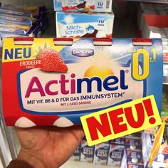 DANONE ACTIMEL neu, foodnews, foodnewsgermany, foodnewsgermany 2016, lebensmittelneuheiten, food, foodblogger, germanfood, new, supermarkt www.foodnewsgermany.de