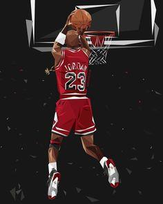 Michael Jordan By David Alex Michael Jordan Art, Michael Jordan Basketball, I Love Basketball, Basketball Legends, Nike Basketball, Nba Sports, Sports Art, Chicago Bulls, Best Nba Players
